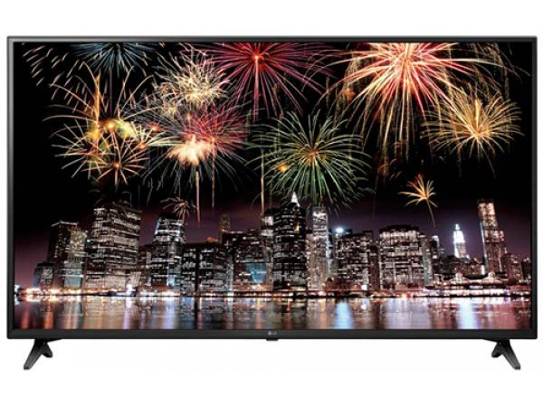 LED телевизор 4K Ultra HD LG 49UK6200PLA