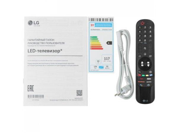 """NanoCell телевизор 50"""" LG 50NANO776PA"""