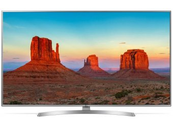 LED телевизор 4K Ultra HD LG 55UK6710PLB