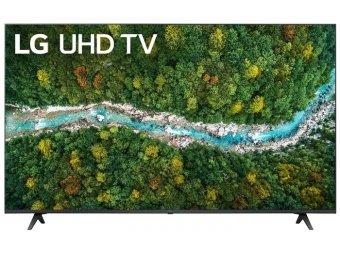 LED телевизор 4K Ultra HD LG 75UP77006LB