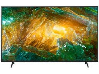LED телевизор 4K Ultra HD Sony KD-49XH8005