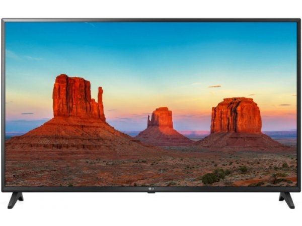 LED телевизор 4K Ultra HD LG 43UK6200PLA