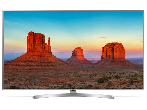 LED телевизор 4K Ultra HD LG 43UK6510PLB