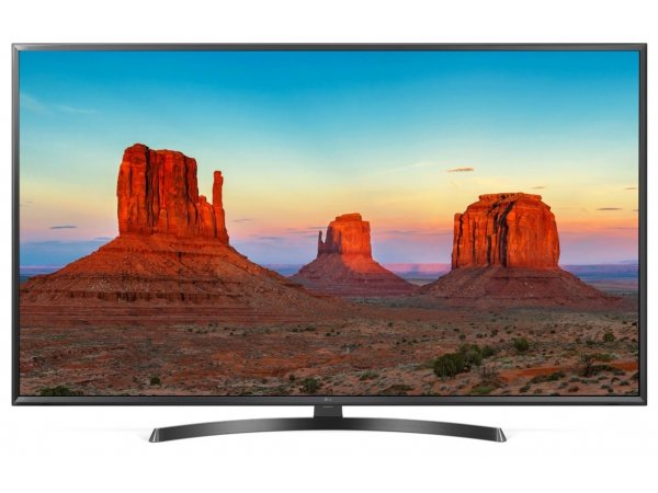 LED телевизор 4K Ultra HD LG 49UK6450PLC