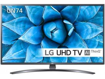 LED телевизор 4K Ultra HD LG 49UN74006LA