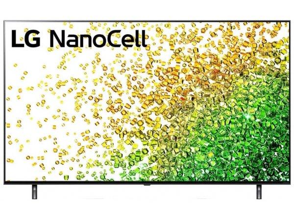 NanoCell телевизор 4K Ultra HD LG 50NANO856PA