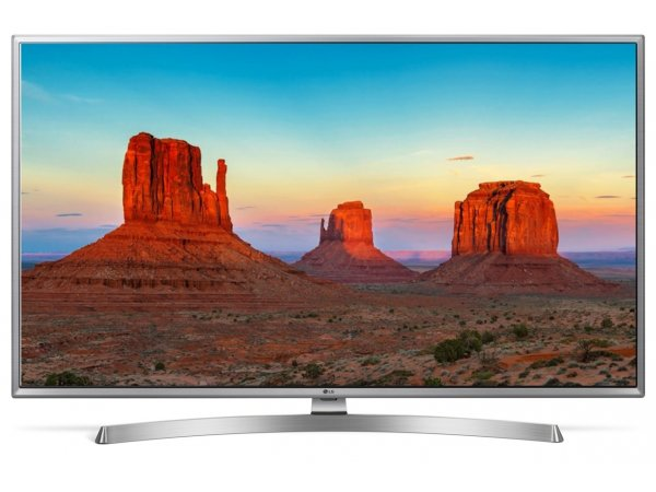 LED телевизор 4K Ultra HD LG 50UK6510PLB