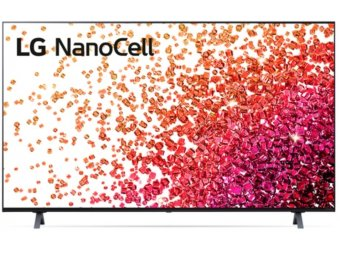 Nano Cell телевизор 4K Ultra HD LG 55NANO756PA