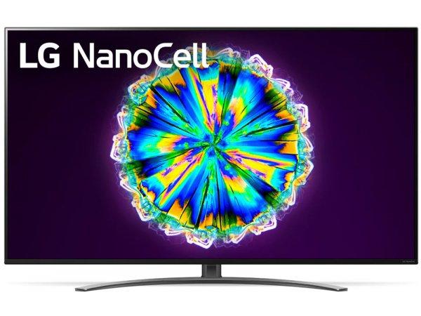 NanoCell телевизор 4K Ultra HD LG 55NANO866NA