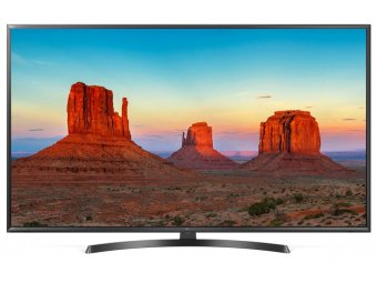 LED телевизор 4K Ultra HD LG 55UK6450PLC