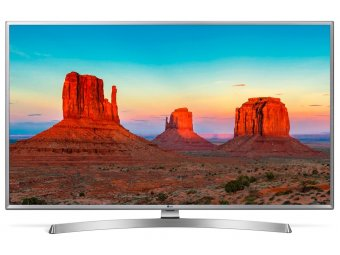LED телевизор 4K Ultra HD LG 55UK6550PLD