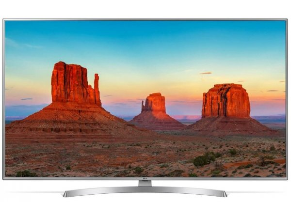 LED телевизор 4K Ultra HD LG 65UK6710PLB