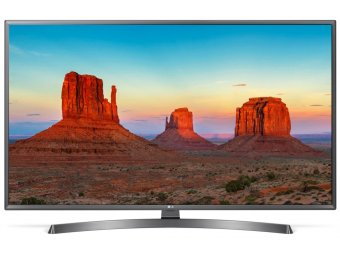 LED телевизор 4K Ultra HD LG 65UK6750PLD