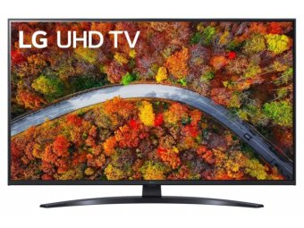 LED телевизор 4K Ultra HD LG 82UP81006LA