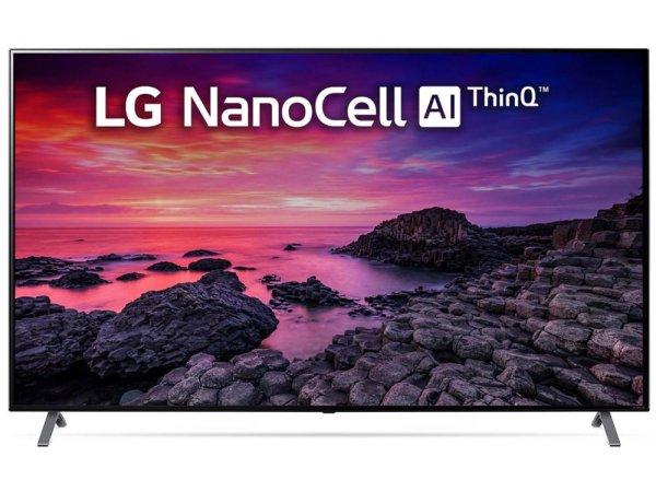 LED телевизор 4K Ultra HD LG 86NANO906NA