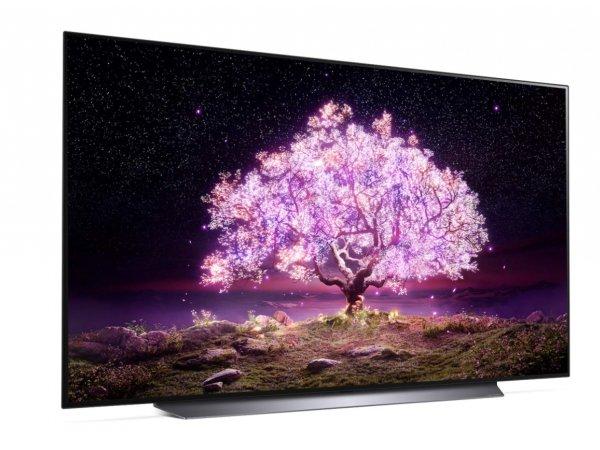 OLED телевизор LG OLED48C1RLA