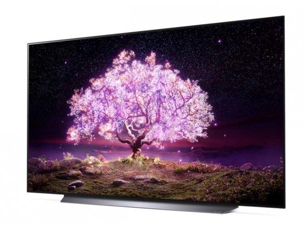OLED телевизор LG OLED77C1RLA