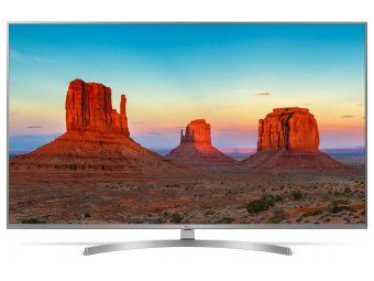 LED телевизор 4K Ultra HD LG 49UK7550PLA