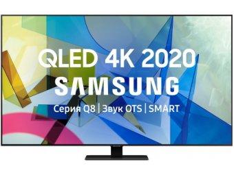 QLED телевизор Samsung QE75Q87TAU