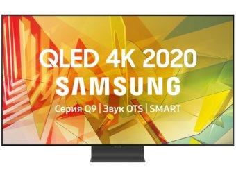 Телевизор QLED Samsung QE85Q95TAU