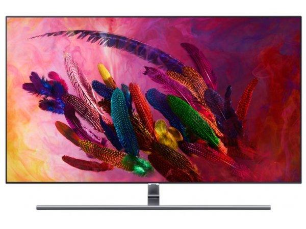 QLED телевизор Samsung QE55Q7FNAU (2018 год)