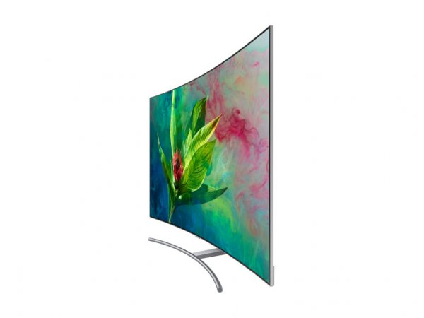 QLED телевизор Samsung QE55Q8CNAU (2018 год)