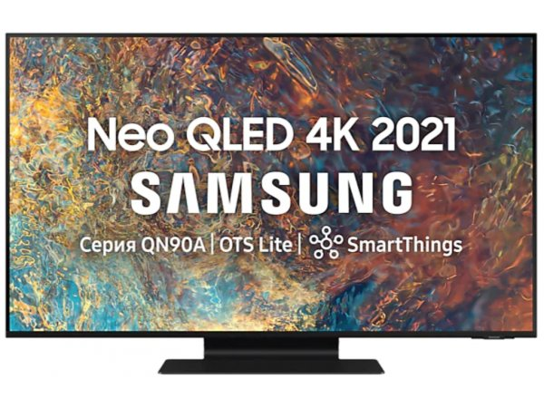QLED телевизор Samsung QE75QN90AAUX