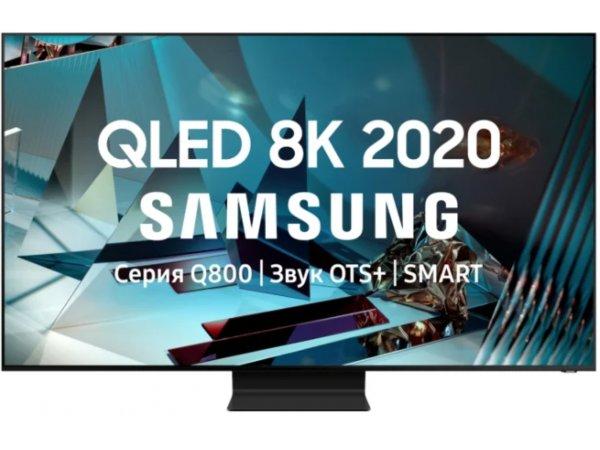 QLED телевизор Samsung QE82Q800TAU