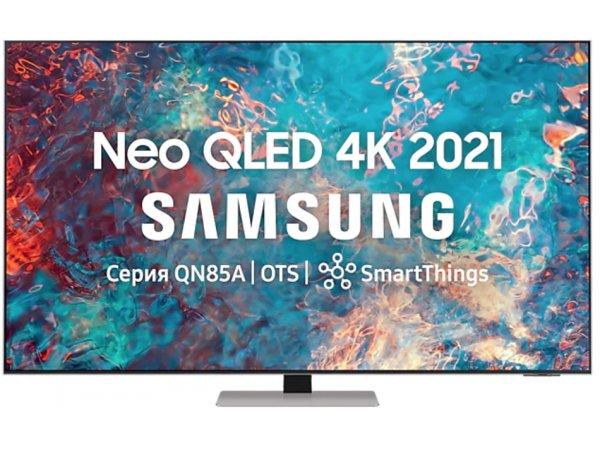 QLED телевизор Samsung QE85QN85AAUX