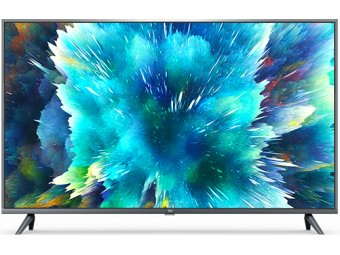LED телевизор 4K Ultra HD Xiaomi Mi TV 4S 43