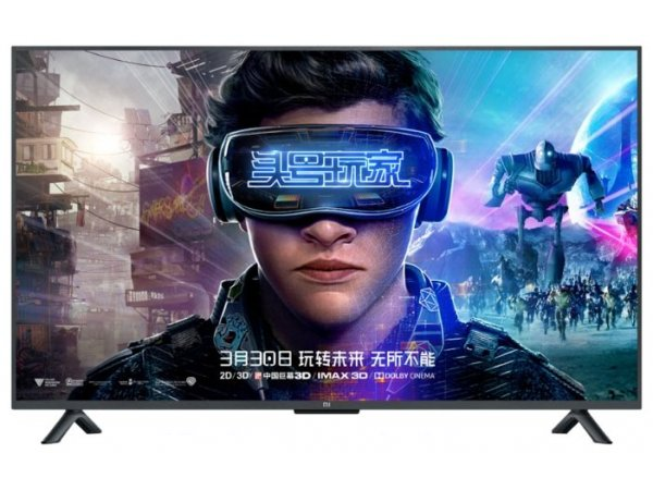 LED телевизор 4K Ultra HD XIAOMI MI TV 4S 65