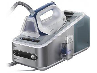 Утюг с парогенератором Braun CareStyle 7 Pro IS7143 WH