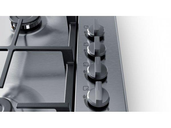Газовая варочная панель Bosch PBP6C5B90