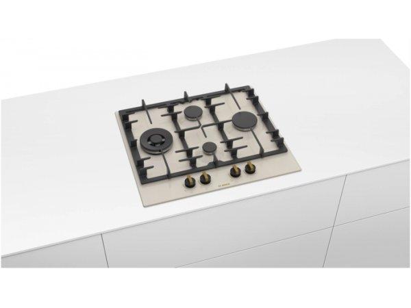 Газовая варочная панель Bosch PCI6B1B90R