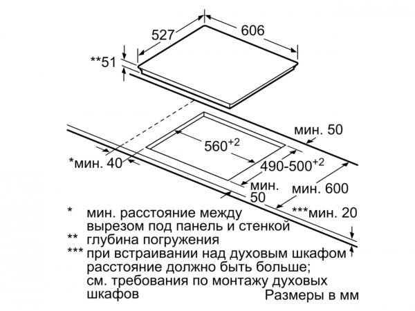 Индукционная варочная панель Bosch PXX695FC5E