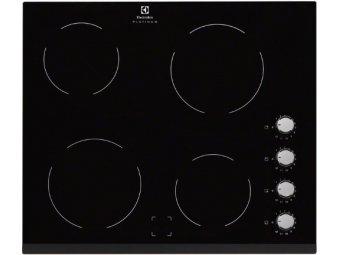 Электрическая варочная панель Electrolux EHF 96140 FK