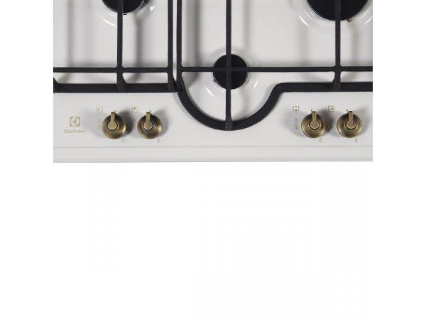 Газовая варочная панель Electrolux GPE362RBW