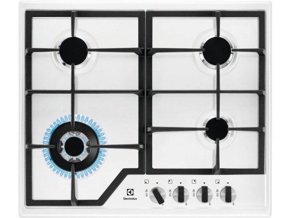 Газовая варочная панель Electrolux GPE363MW