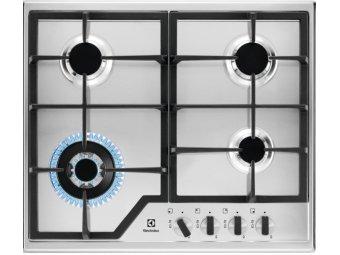 Газовая варочная панель Electrolux GPE363MX