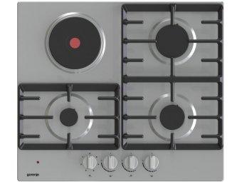 Комбинированная варочная панель Gorenje GE 681 X