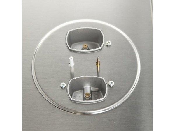 Газовая варочная панель Hotpoint-Ariston PCN 641 IX