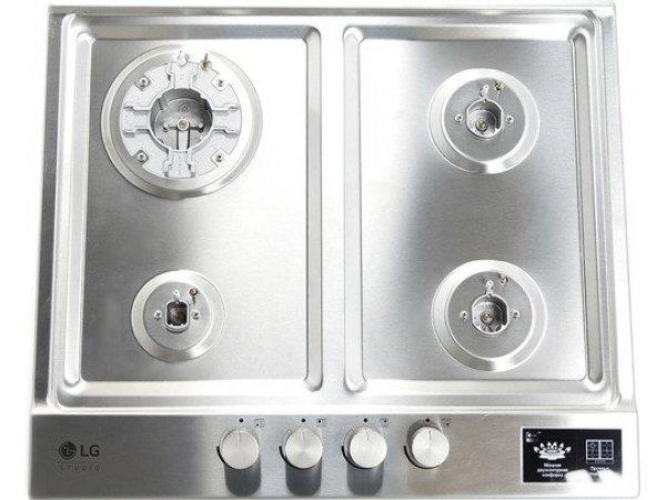 Газовая варочная панель LG HU641DAG