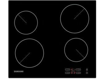 Электрическая варочная панель Samsung NZ64T3506AK