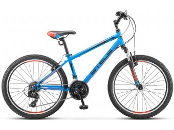 Подростковый велосипед STELS Navigator 400 V 24 V031 (2018) синий