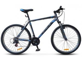 Велосипед для взрослых STELS Navigator 500 V 26 V020 (2018) (рама 16) антрацит/синий