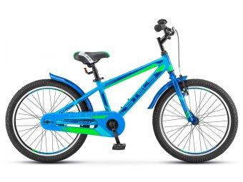 Подростковый велосипед STELS Pilot 200 Gent 20 V021 (2018) синий