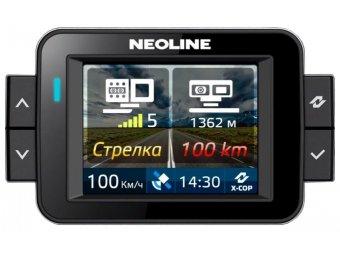 Видеорегистратор с радар-детектором Neoline X-COP 9000