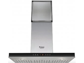 Вытяжка Hotpoint/Ariston HLB 9.8 AADC X/HA