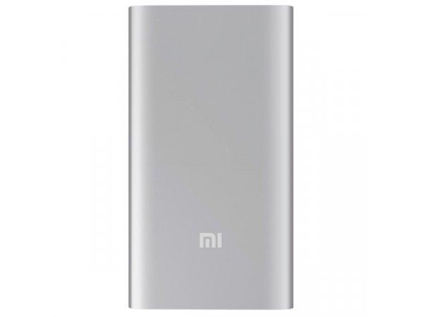 Внешний аккумулятор Xiaomi Mi Power Bank 2 5000 mAh Silver