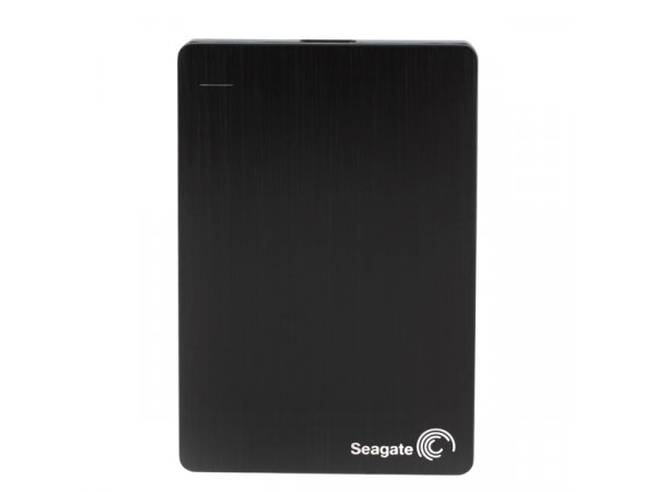Внешний жесткий диск SEAGATE Backup Plus Slim 1Tb Silver STDR1000201